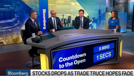 Morgan Stanley Says Trade Can Bring Fed Back in the Picture - ETF System
