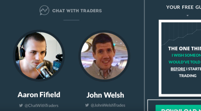 Trading News Releases And Fundamentals With Biotech Day Trader John Welsh Etf System